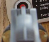 NAA mini-revolver with improper sight picture